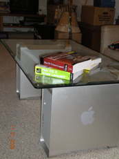 G5 Coffee Table Side View