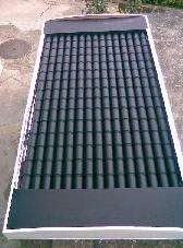 solar panel without polycarbonate cover