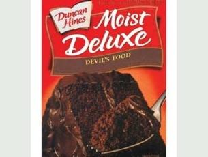 duncan hines cake