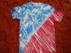 Blue Jay & Poppy Red Stars & Stripes